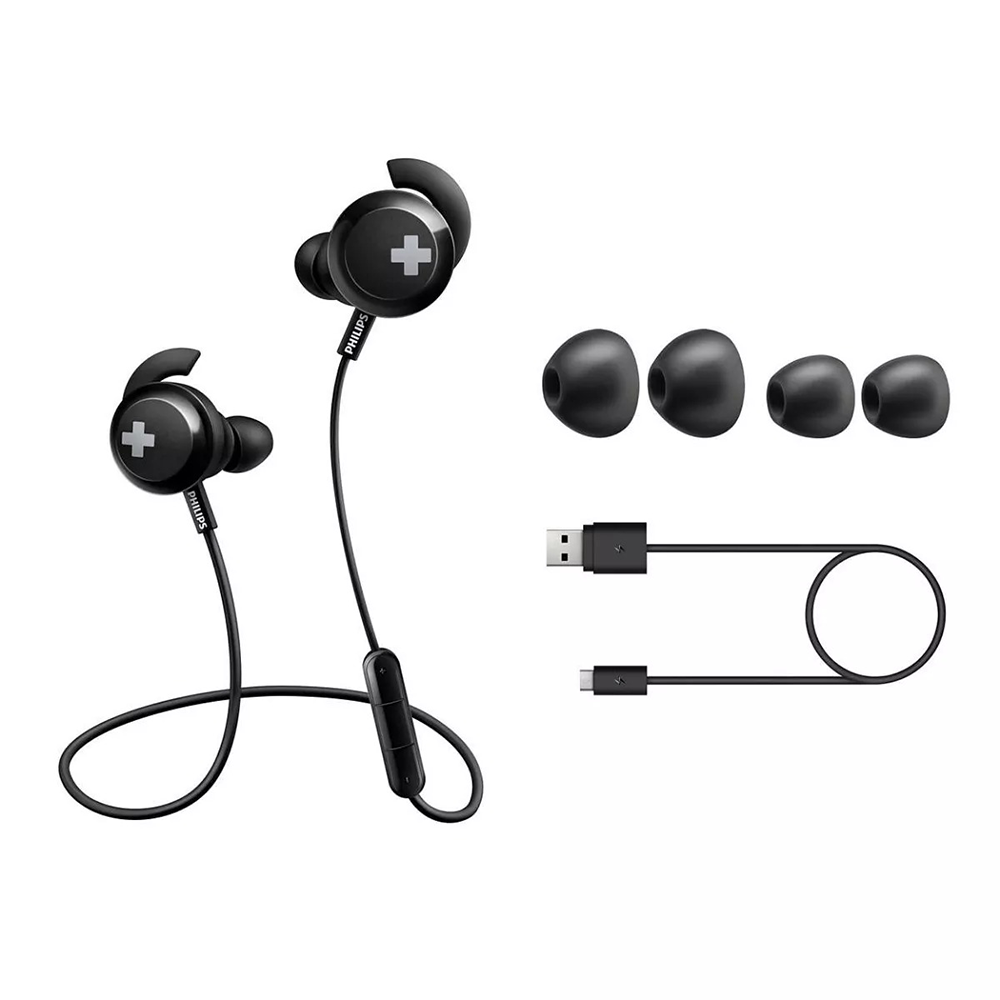 Ir a Philips Auriculares In Ear Bluetooth linea BASS+ Ver detalle