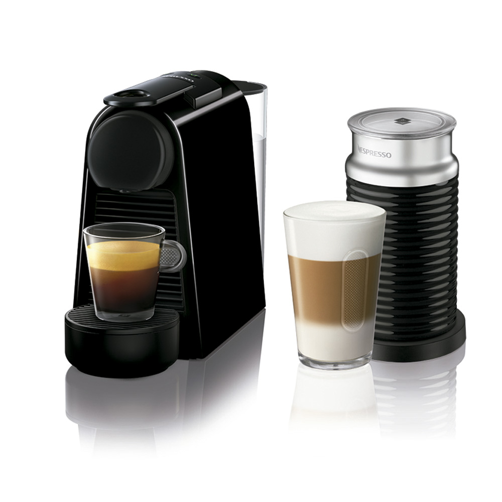 Máquina de café Nespresso Essenza Mini Black D Pack