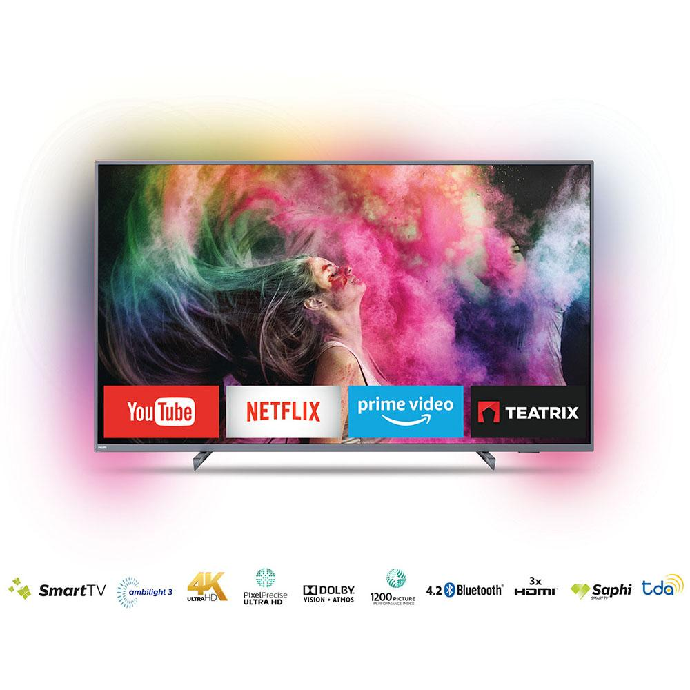 "LED Smart TV 65"" 4K ultradelgado"