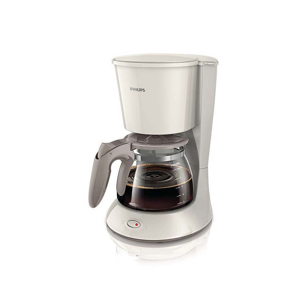 Philips Cafetera Blanca  1,2 lts