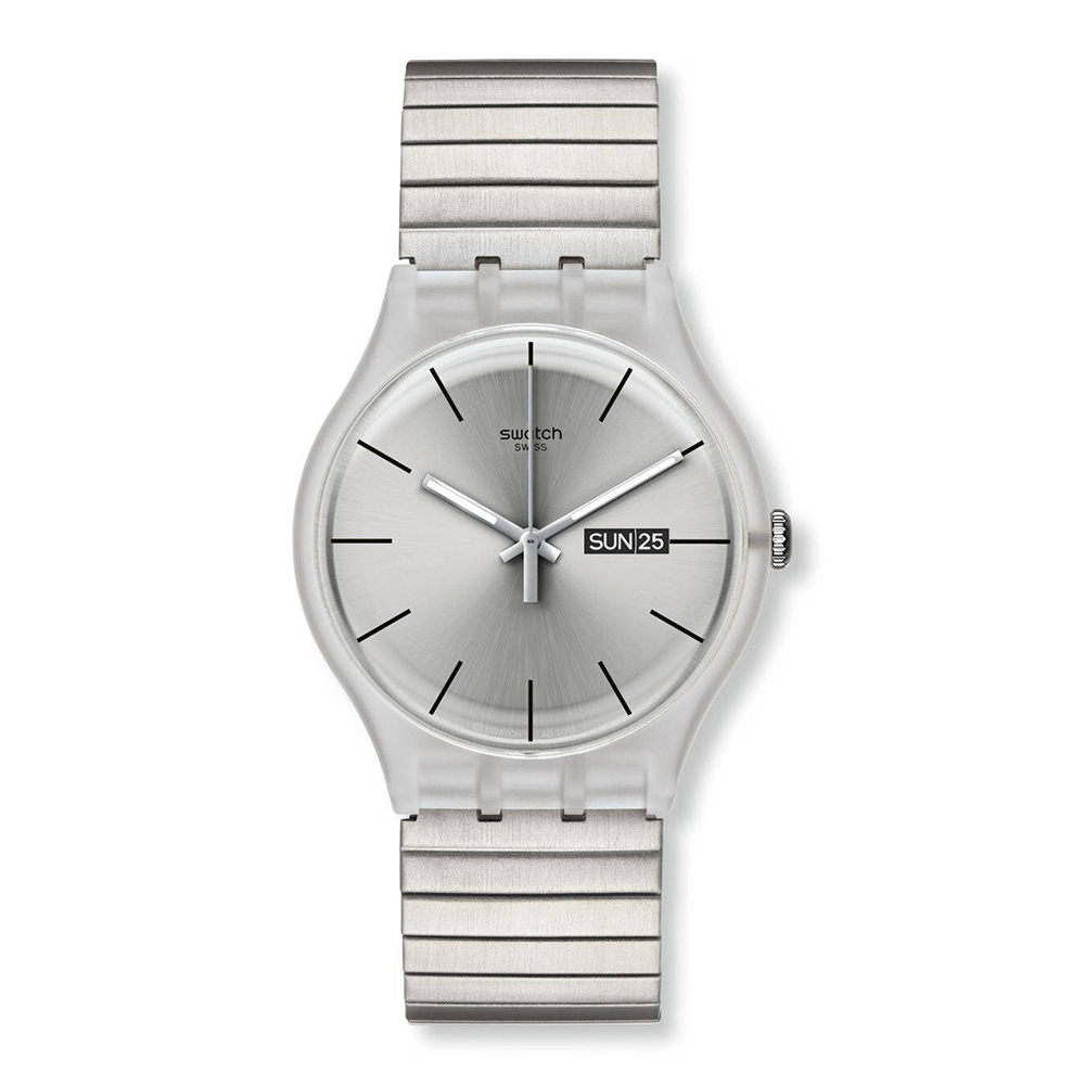 Swatch Reloj unisex Resolution Small