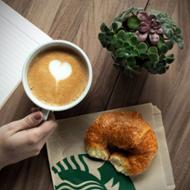 Voucher por una Bebida + una Comida Starbucks Take Away
