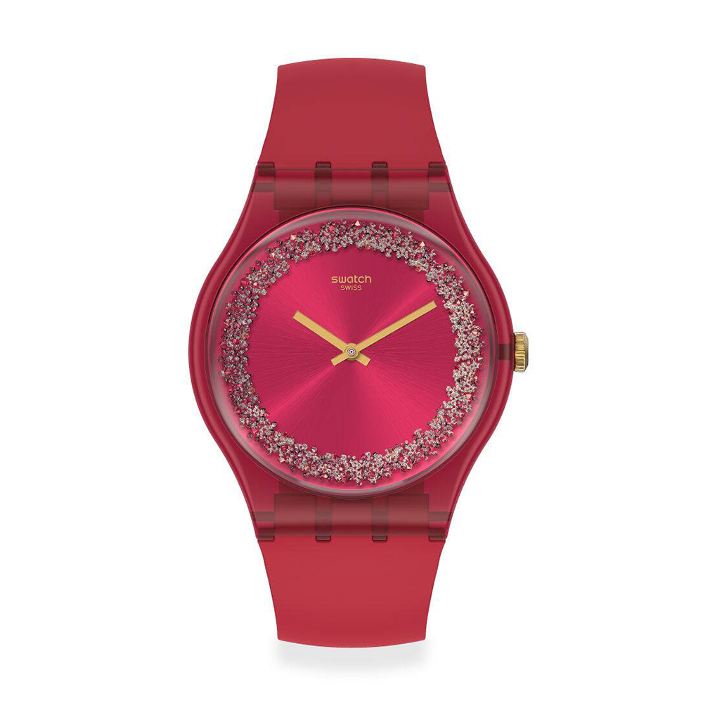 Swatch Reloj dama Ruby Rings