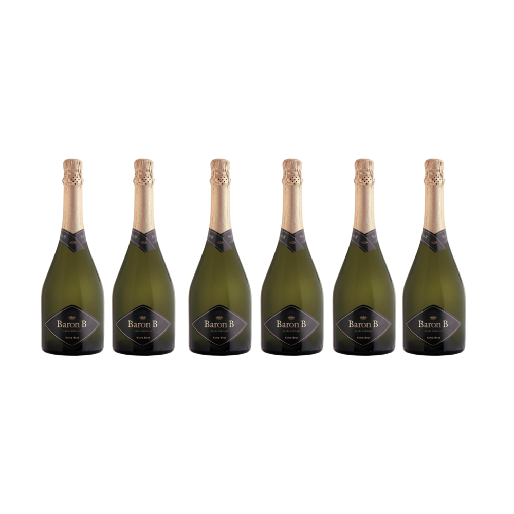 Baron B Champagne Extra Brut x 6