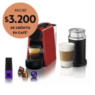 Nespresso Essenza Mini Red D Pack