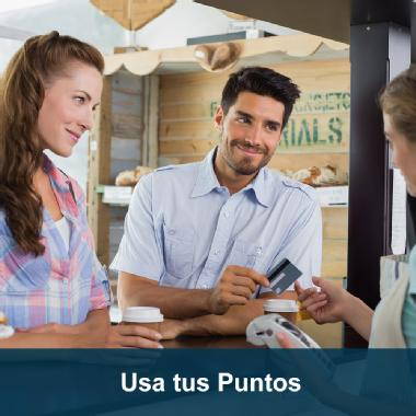 Usa tus Puntos Membership Rewards y PAYBACK