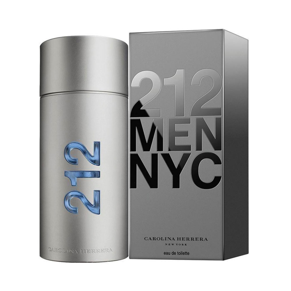 212 NYC Men EDT, 200 ml. Carolina Herrera