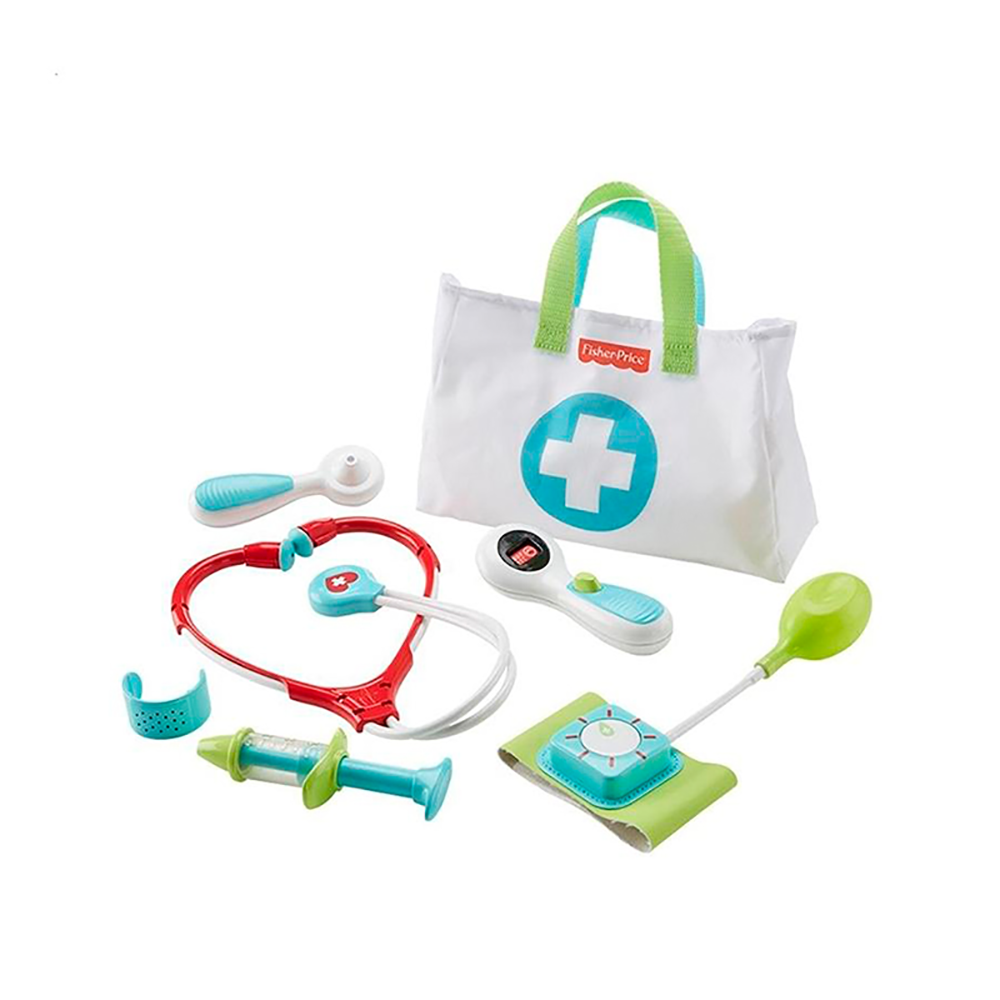 Estuche médico Fisher Price