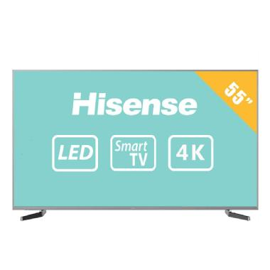 "Smart TV 55"", 4K Ultra HD"