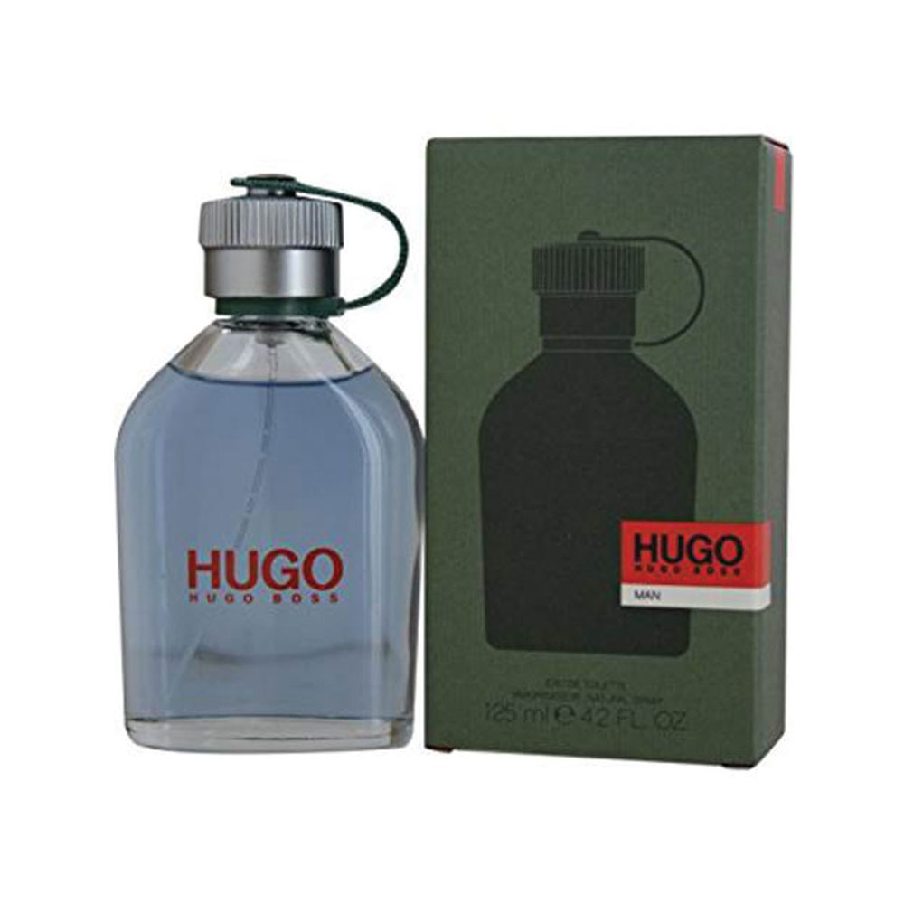 Hugo Man EDT, 125 ml. Hugo Boss
