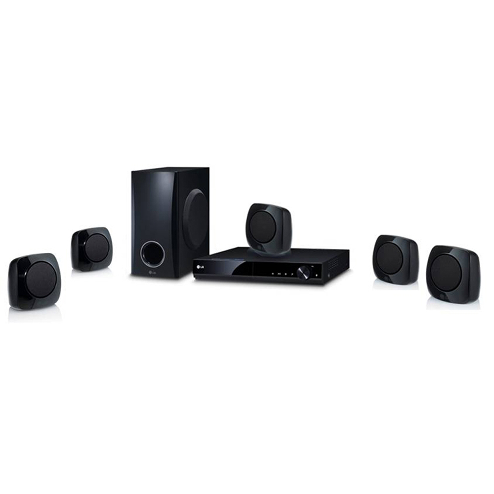 Home Theater DVD  5.1 Canales