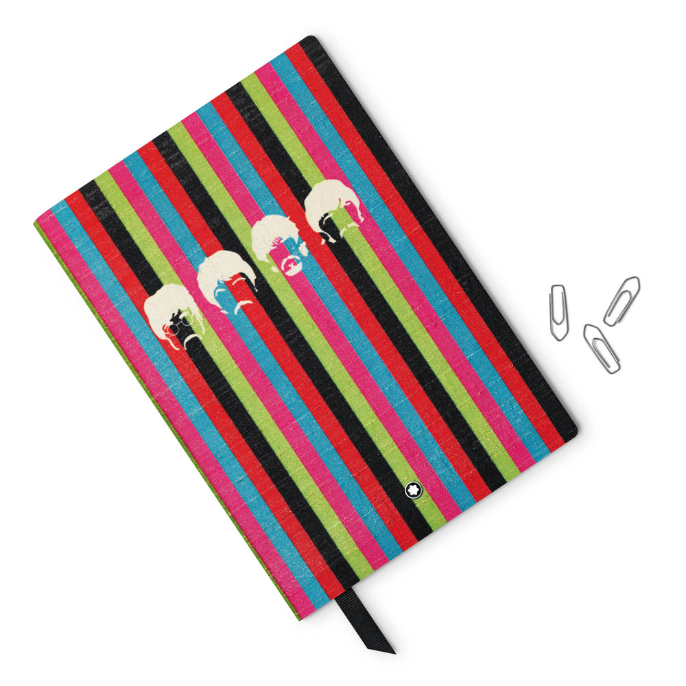 Montblanc Fine Stationery Cuaderno The Beatles