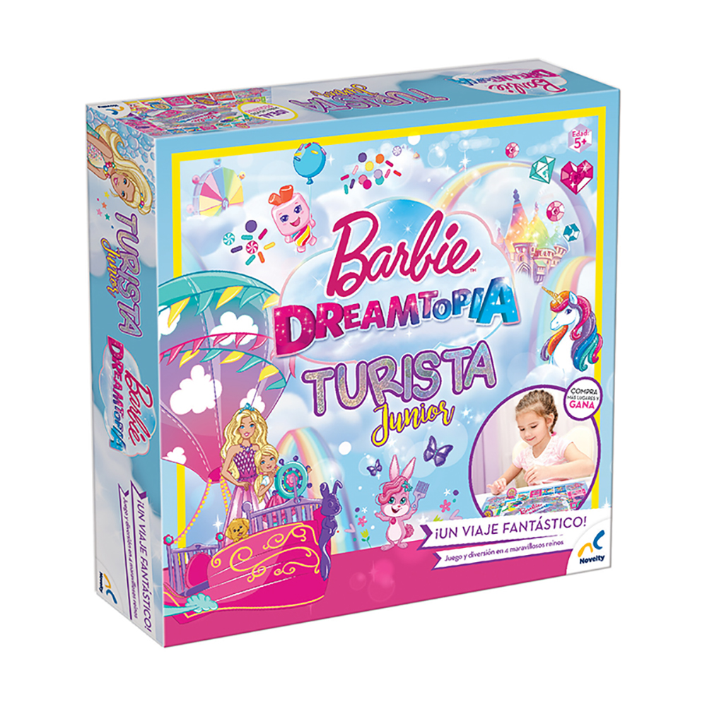 Turista Barbie Novelty