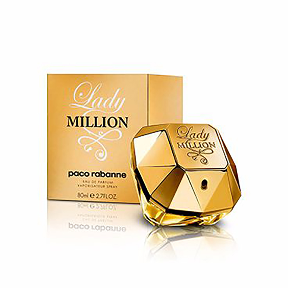 Fragancia Lady Million Paco Rabanne