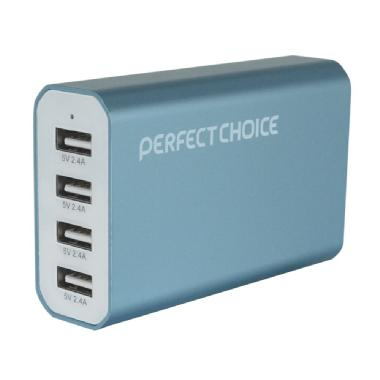 Cargador múltiple powerbank Perfect Choice