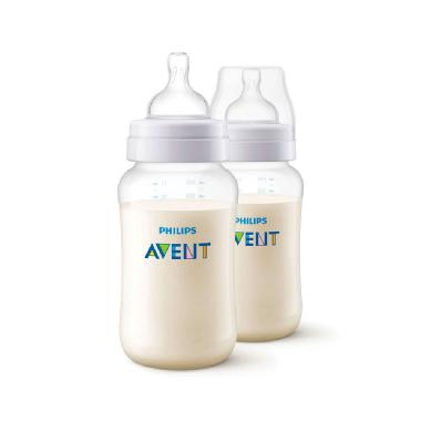 Set 2 biberones Clásico Plus, 330 ml. Philips Avent