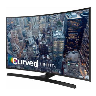 Pantalla LED de 55 pulgadas, Smart TV