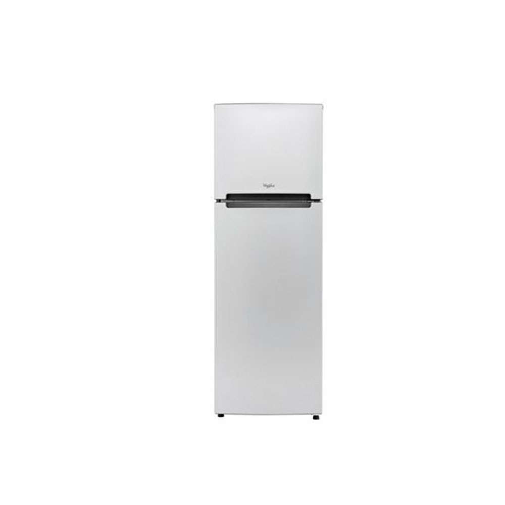 Refrigerador Top Mount, 12 ft³, silver. Whirlpool