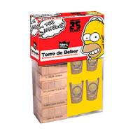 Novelty Torre de beber The Simpsons