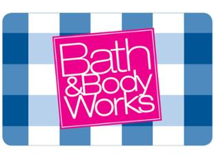 Bath & Body Works Certificado de Regalo $50 Usd