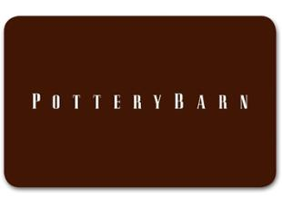 Pottery Barn Certificado de Regalo $50 Usd
