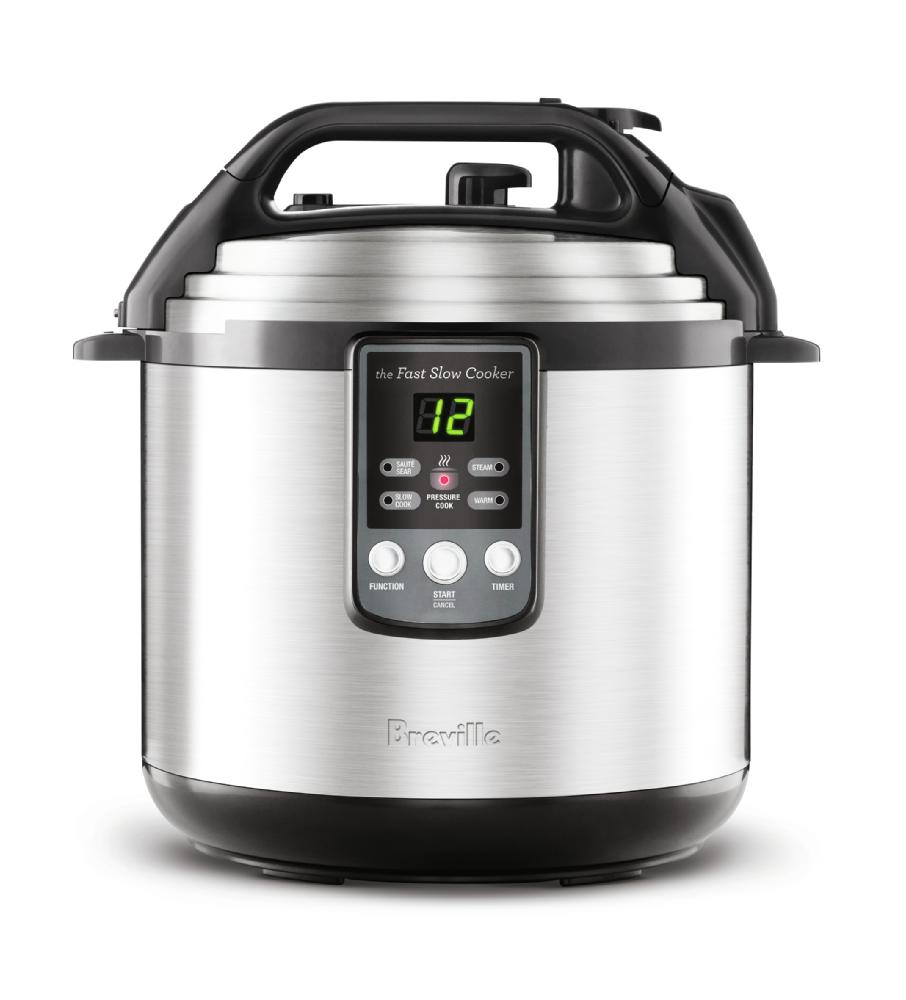 the Fast Slow Cooker<sup>MC</sup>