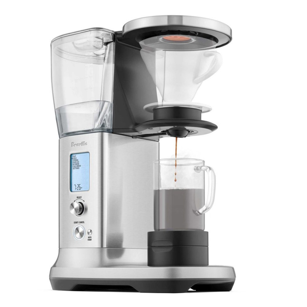the Breville Precision Brewer<sup>MC</sup> Glass