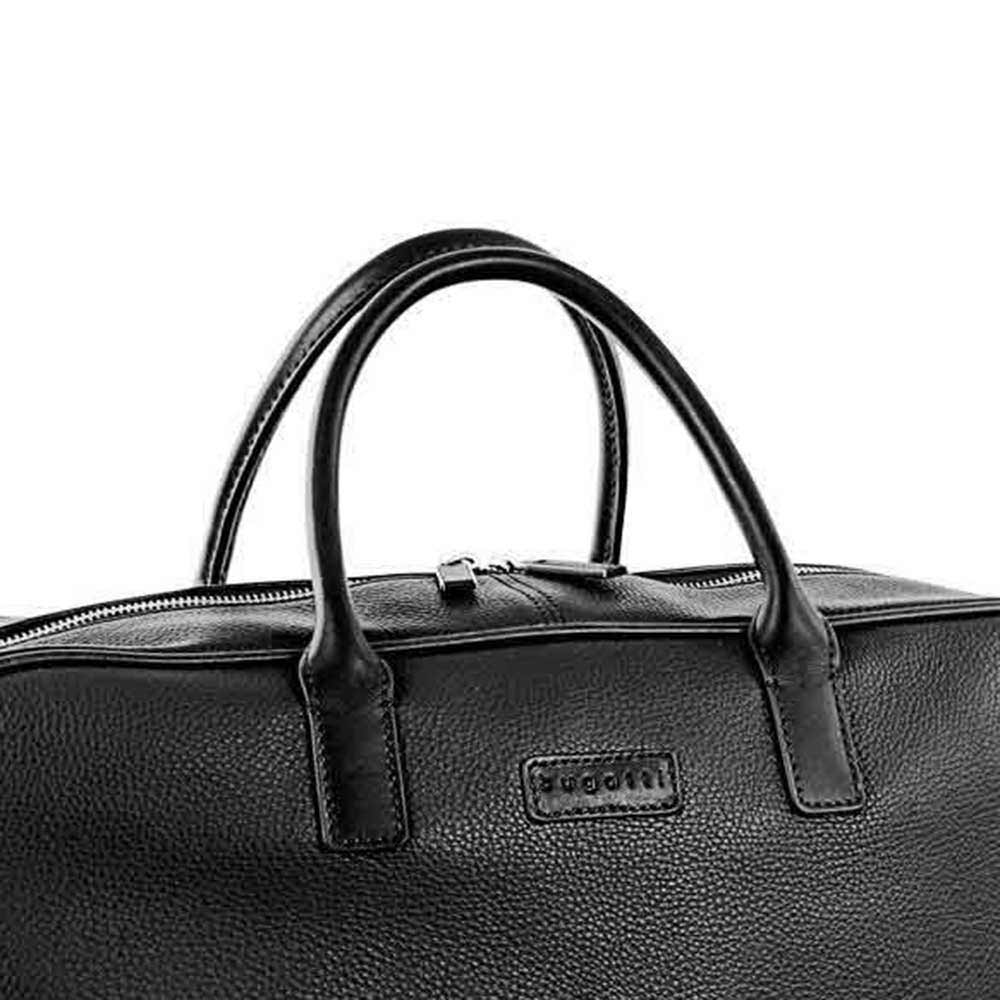 Sac de sport en cuir de la collection Horizon de Bugatti