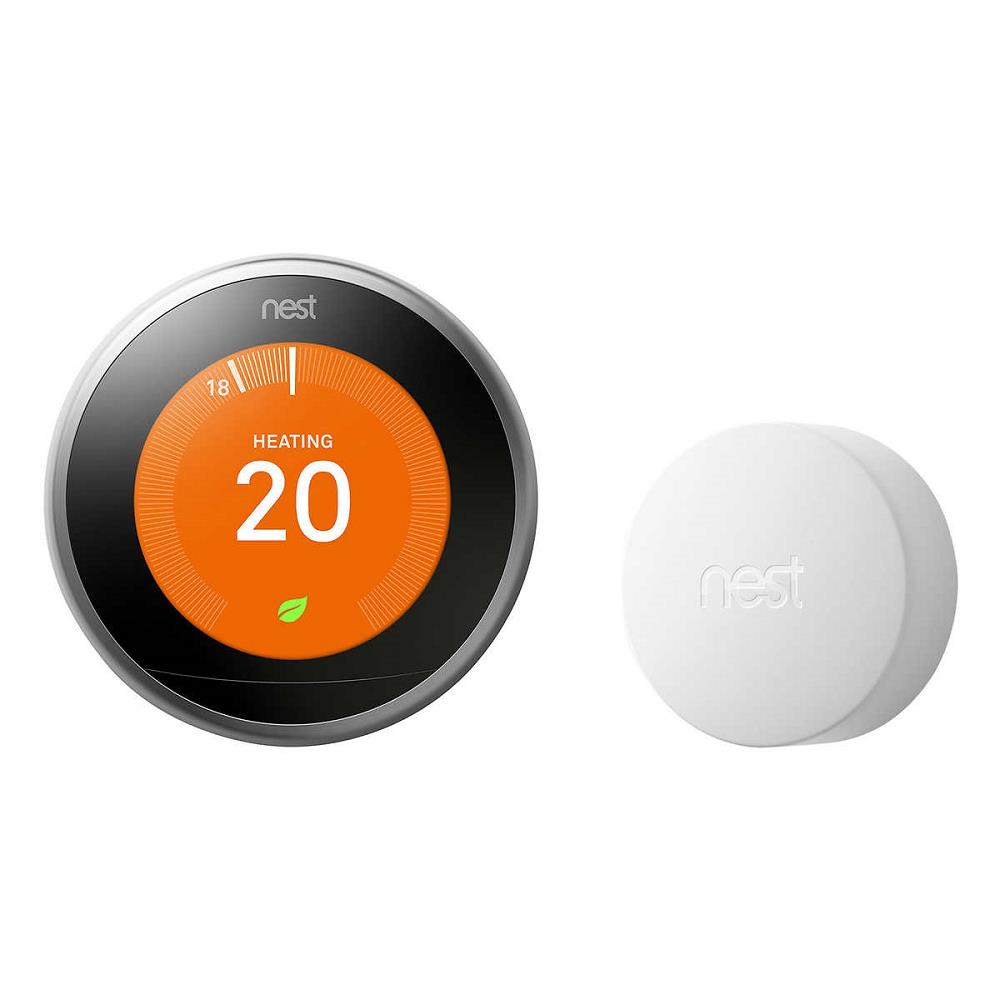 Thermostat intelligent wifi T3007ef de Google Nest
