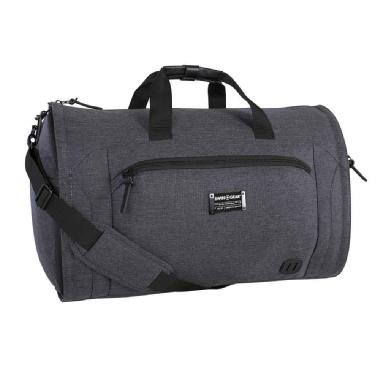 Sac de vêtement Poly 21 po de Swiss Gear - gris