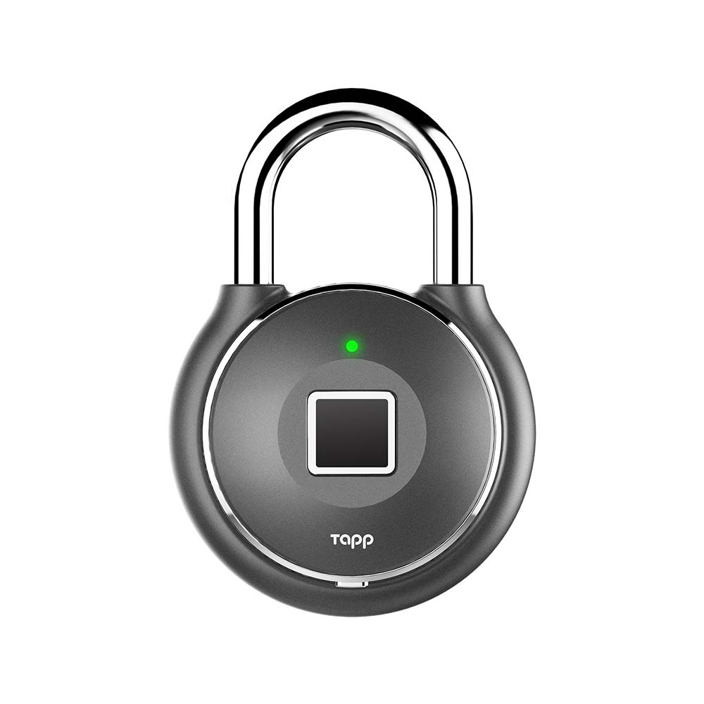 Cadenas à lecteur d'empreintes digitales Bluetooth<sup>MD</sup> Tapplock one+