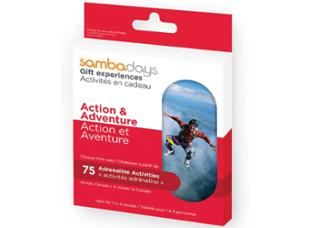 Samba Days Action et Aventure
