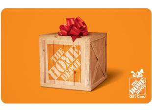 The Home Depot Carte-cadeau