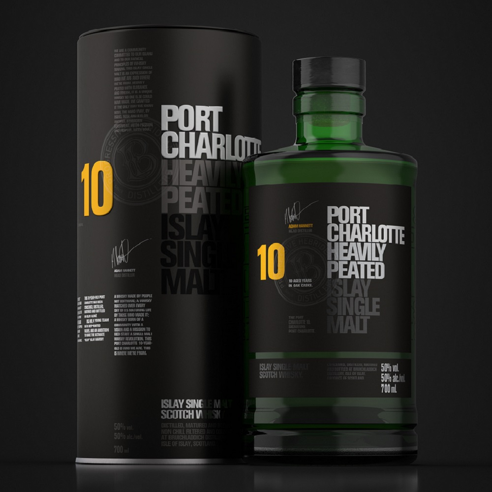 Whisky Port Charlotte