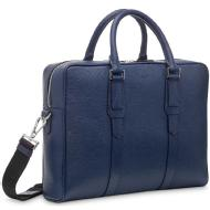 Lancel Porte-documents bleu