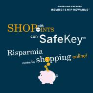 Voucher Shop with Points con Safekey