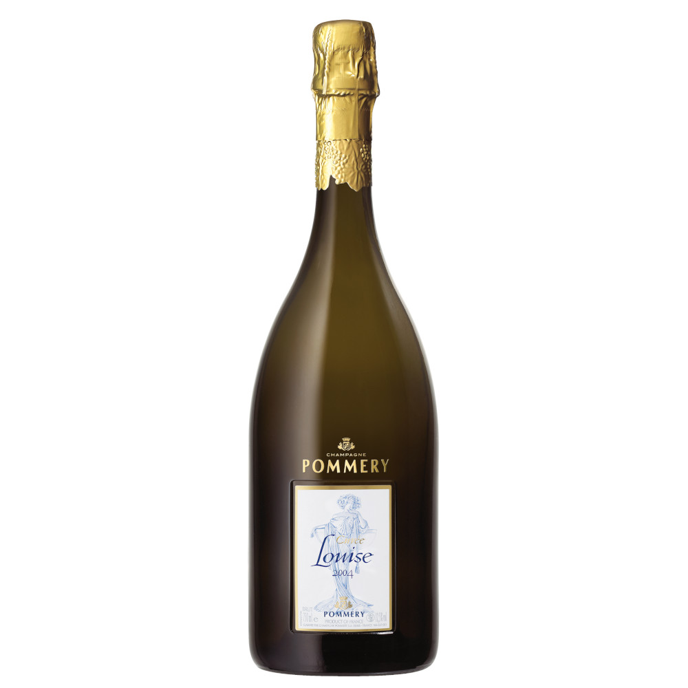 Cuvée Louise 2004 in cofanetto prestige