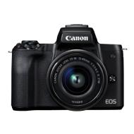 Canon Fotocamera mirrorless M50 + EF-M 15-45 mm
