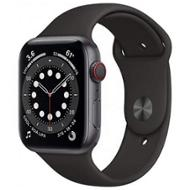Apple Apple Watch Series 6 GPS + Cellular, 44mm Grigio Siderale, cassa in alluminio e cinturino Sport