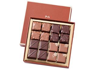 La Maison du Chocolat Pralinés Gift Box 16 pieces