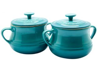 Le Creuset Set of 2 Soup Bowls